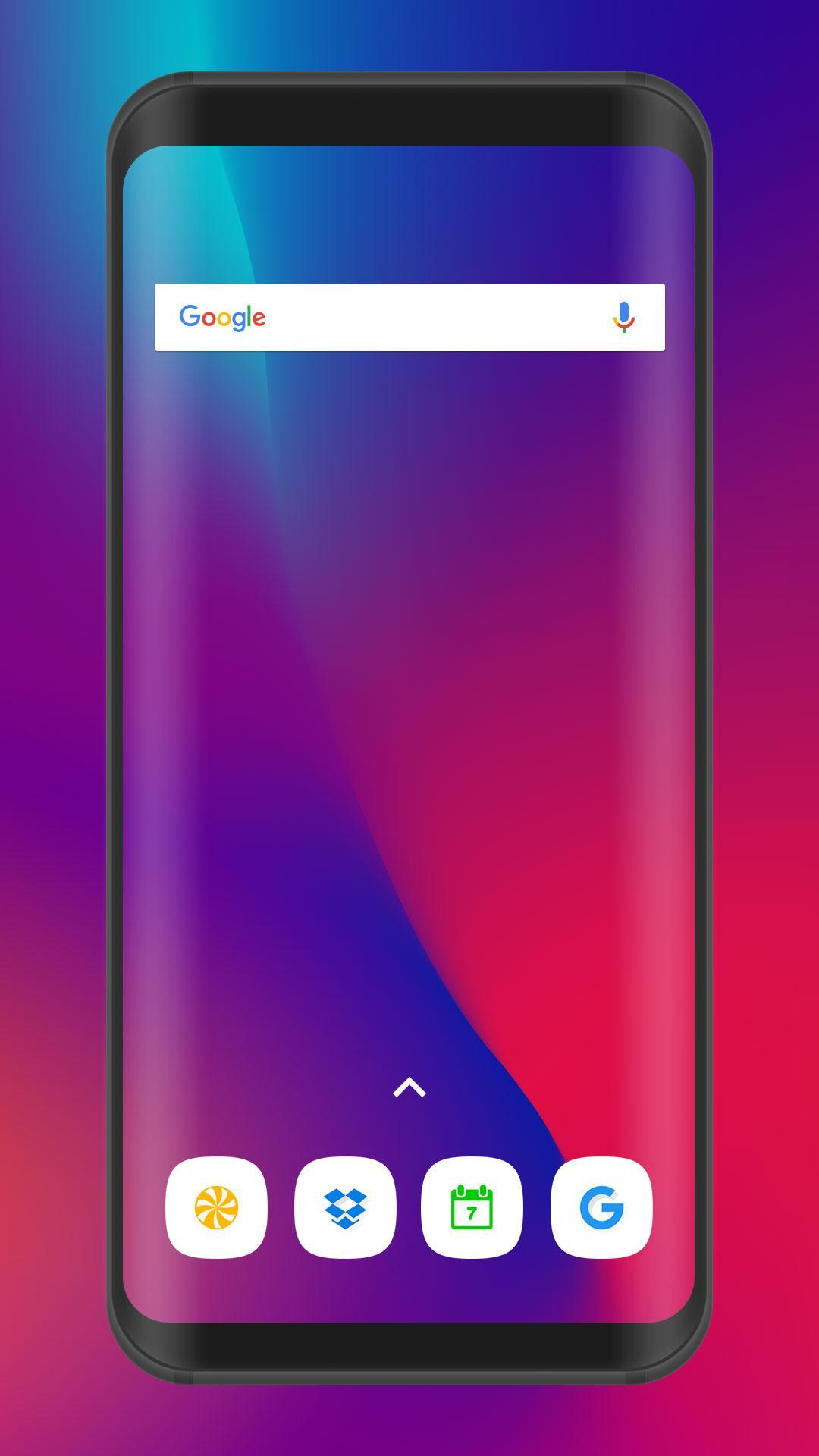 Theme For Oppo F9 launchers and free Icon Packs for Android - APK