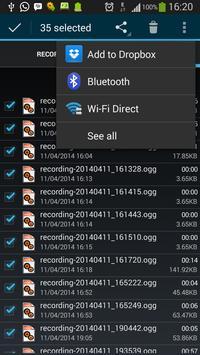 Flexi Voice Recorder screenshot 4