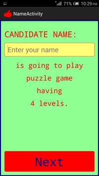 MetazoneImagePuzzle screenshot 2