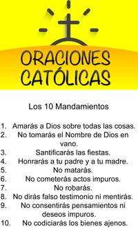 Oraciones Católicas screenshot 12