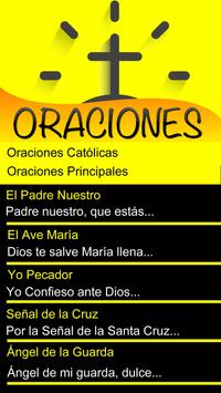 Oraciones Católicas screenshot 8