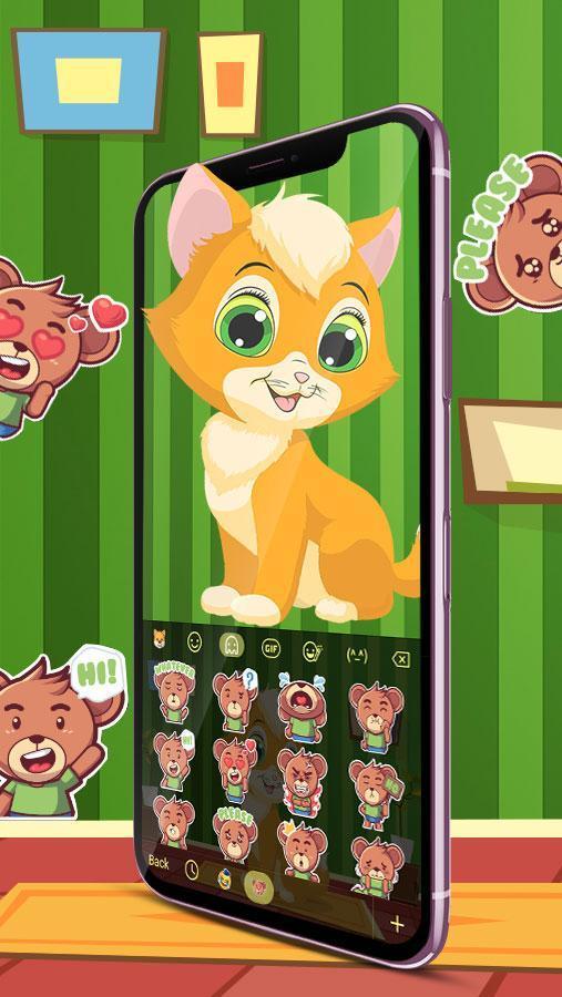 Gambar Kucing Oranye godean.web.id
