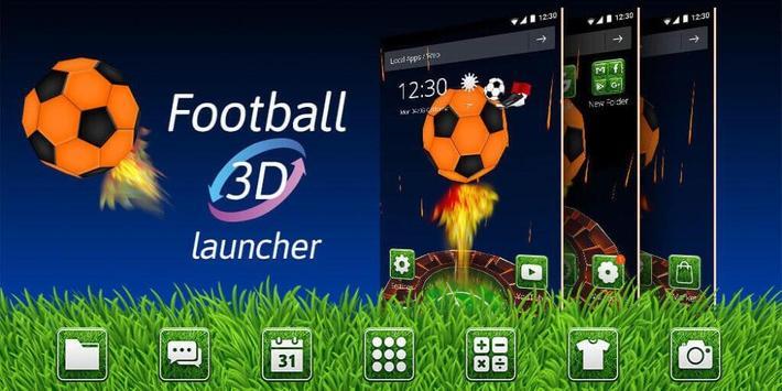 Hot Football Sports Theme apk screenshot