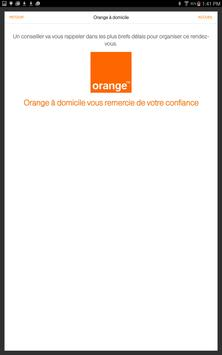 Orange à domicile screenshot 3