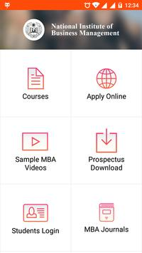 Online MBA Training screenshot 1