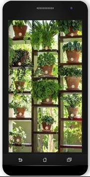 Wall Container Gardening poster