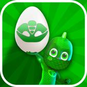 Pj Eggs Masks Surprise Adventure Run icon