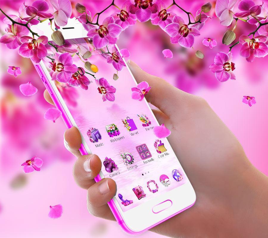 600+ Wallpaper Bunga Anggrek Hd HD