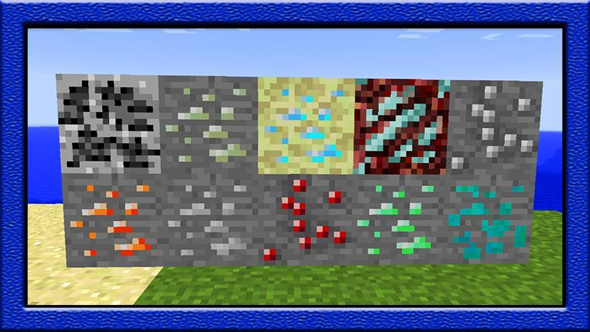 Ore mod for minecraft for Android - APK Download