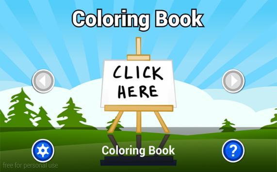 Kids Coloring Fun apk screenshot