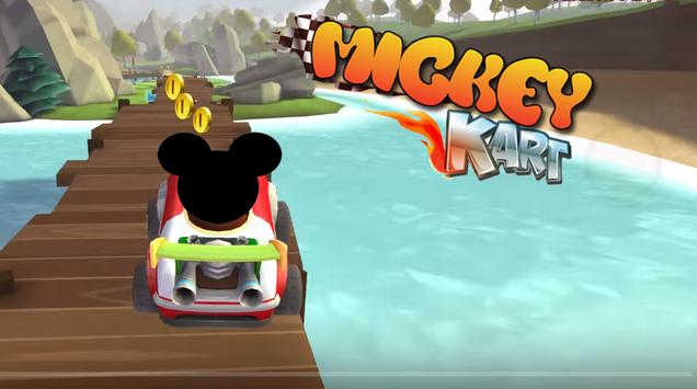 Mickey Kart Party screenshot 1