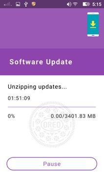 Upgrade To Android 8 / 8.1 - Oreo screenshot 4