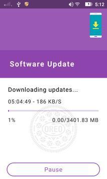 Upgrade To Android 8 / 8.1 - Oreo screenshot 3