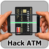 Hack ATM Pin Number Prank icon