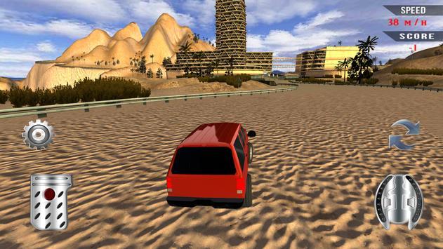 4x4 Off Road Desert Safari screenshot 15