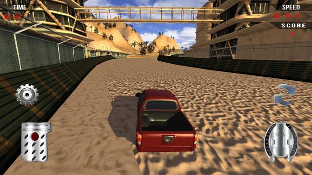 4x4 Off Road Desert Safari screenshot 5