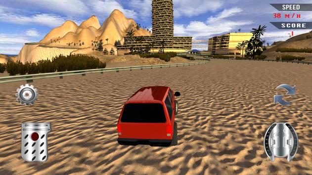 4x4 Off Road Desert Safari screenshot 9