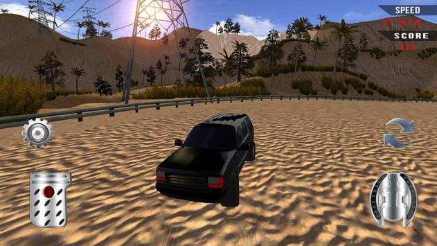 SUV 4x4 off road desert screenshot 8