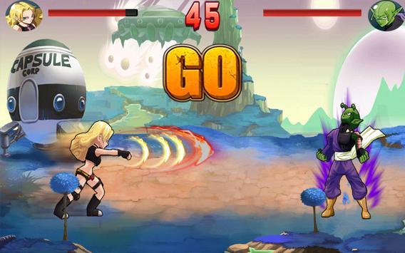 Goku Battle Super Saiyan screenshot 3