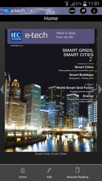 IEC e-tech poster