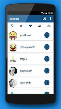 InstaSave for Instagram screenshot 11