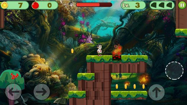 Jungle Super Titans Adventure Go Game apk screenshot