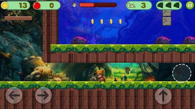 Jungle Super Titans Adventure Go Game screenshot 6