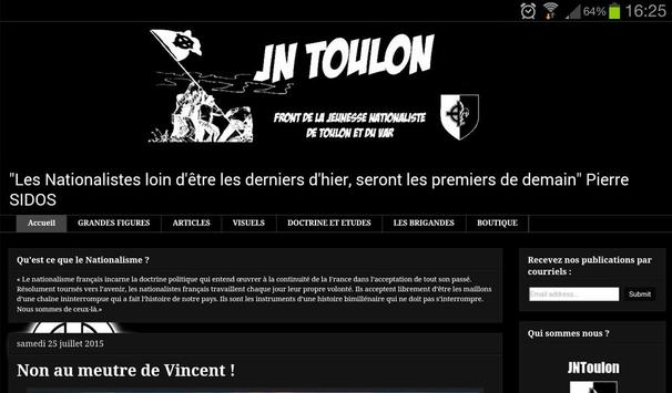 JNToulon screenshot 1