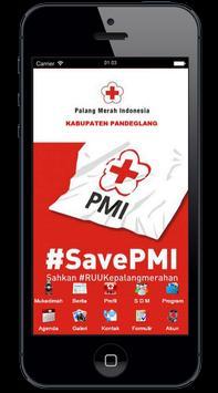 PMI Pandeglang poster
