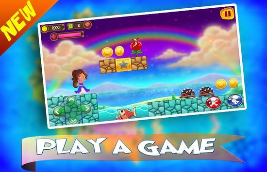 Princess Elena Little Adventure screenshot 1