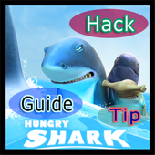 Guide Evolution Hungry Shark icon