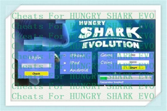 Guide Evolution Hungry Shark apk screenshot