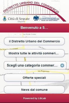 DUC Segrate apk screenshot