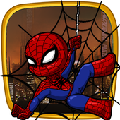 SpiderBoy Adventure Game icon