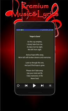 Senses Fail all songs screenshot 2