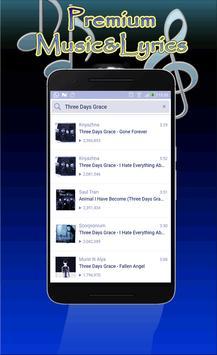 Three Days Grace - Outsider screenshot 1