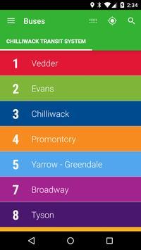 Chilliwack Transit System Bus - MonTransit screenshot 2
