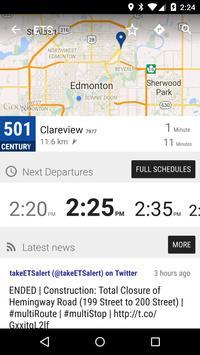 Edmonton ETS LRT - MonTransit APK