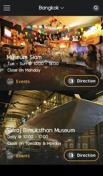 Museum Thailand poster