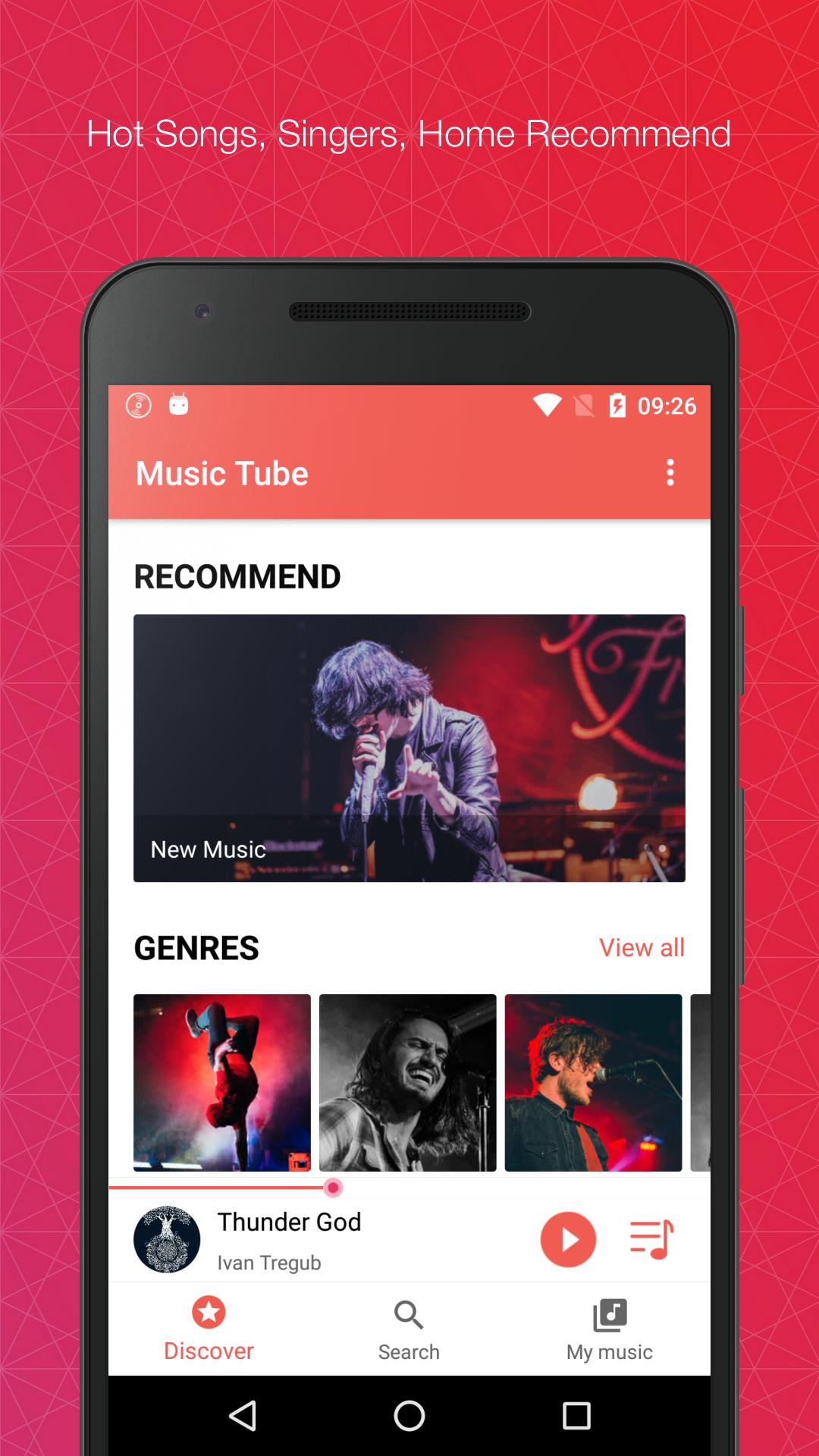 Free Music For Youtube Player Music Tube For Android Apk Download