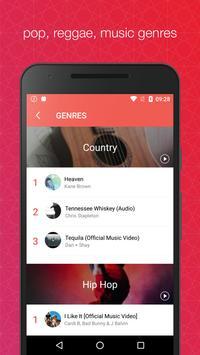 Free Music for Youtube Player:Music Tube screenshot 1
