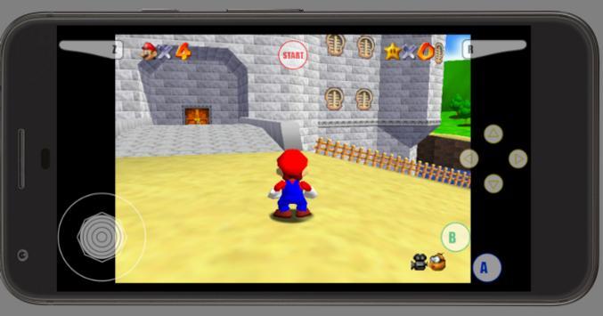 N64Android (N64 Emulator) poster