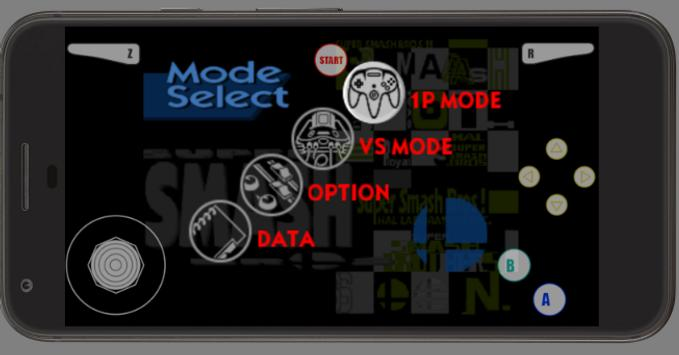 N64Android (N64 Emulator) apk screenshot