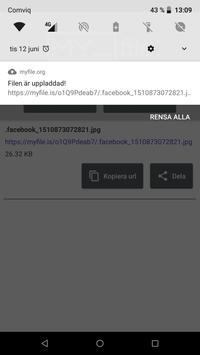 MyFile screenshot 2