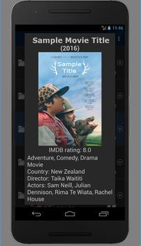 Samba Streamer apk screenshot