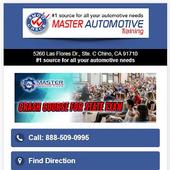 Master Automotive Training icon