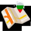Map of Bulgaria offline أيقونة