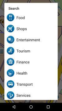 Map of New Zealand offline screenshot 5