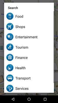Map of Switzerland offline screenshot 4