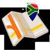 Map of South Africa offline أيقونة